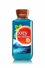 Sữa tắm Bath & Body Works Cozy Sunday Morning Soft Chamomile And Bergamot