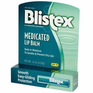 Son dưỡng Blistex Medicated Lip Balm
